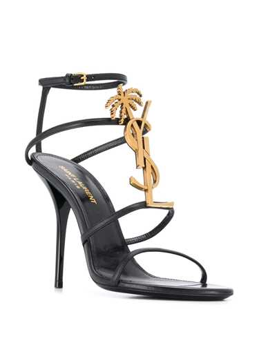 Picture of Saint Laurent | Cassandra 100 Sandals