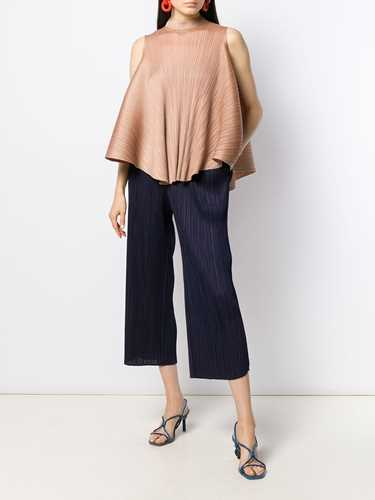Picture of Issey Miyake Pleats Please | High-Waisted Pleated Trousers