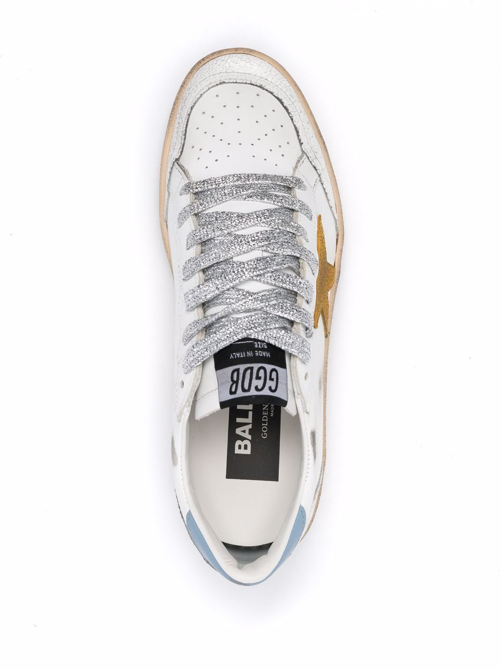 Picture of Golden Goose Deluxe Brand | Ball Star Sneakers
