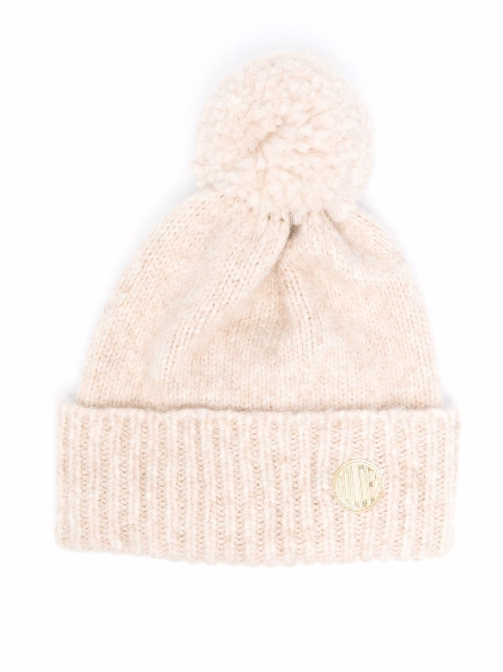 Picture of Golden Goose Deluxe Brand | Knitted Bobble Hat