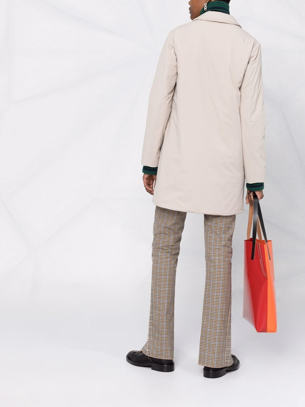 Picture of Aspesi | Padded Button-Up Coat
