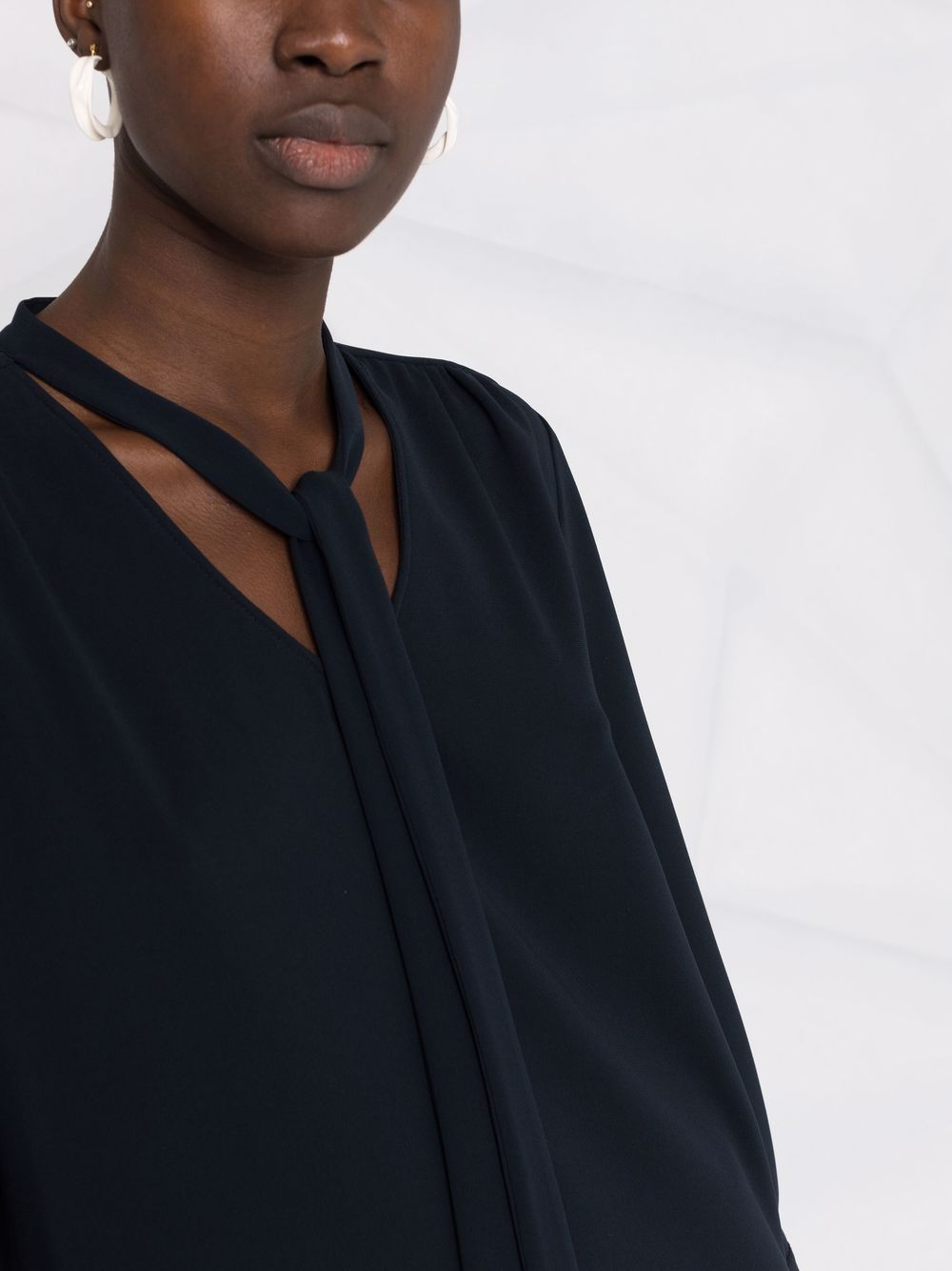 Picture of Aspesi | Darted A-Line Dress