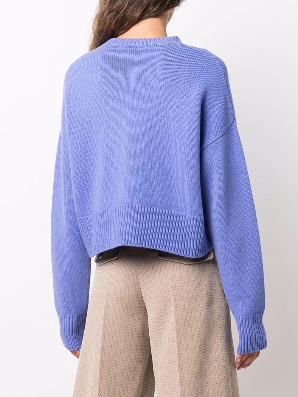 Picture of Mrz   Virgin Wool-Cashmere Blend Jumper