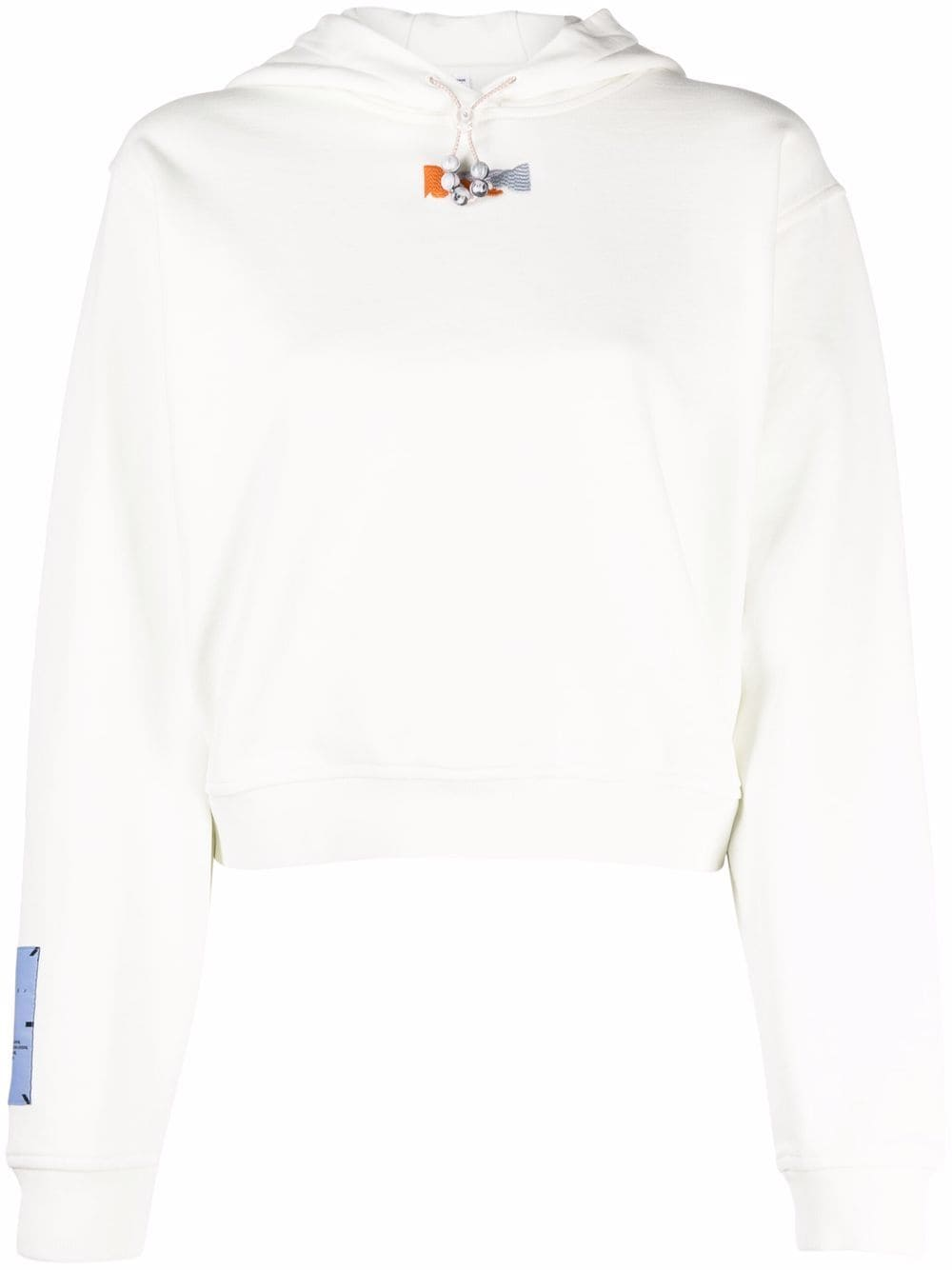 Picture of Mcq   Graphic-Print Hoodie