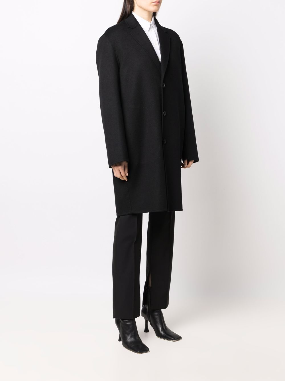 Picture of Palto' | Single-Breasted Button Coat