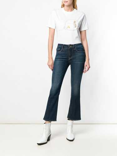 Picture of Frame Denim | Mid Rise Flared Jeans