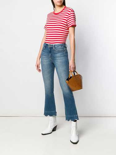 Picture of Frame Denim | Cropped Flared Jeans