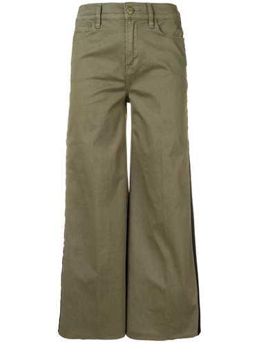 Picture of Frame Denim | Stripe Wide Leg Trousers