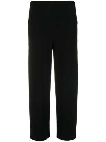 Picture of Norma Kamali | Side Stripe Trousers
