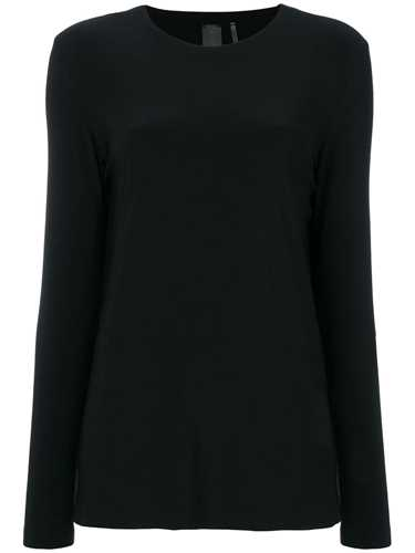 Picture of Norma Kamali | Round Neck Sweater