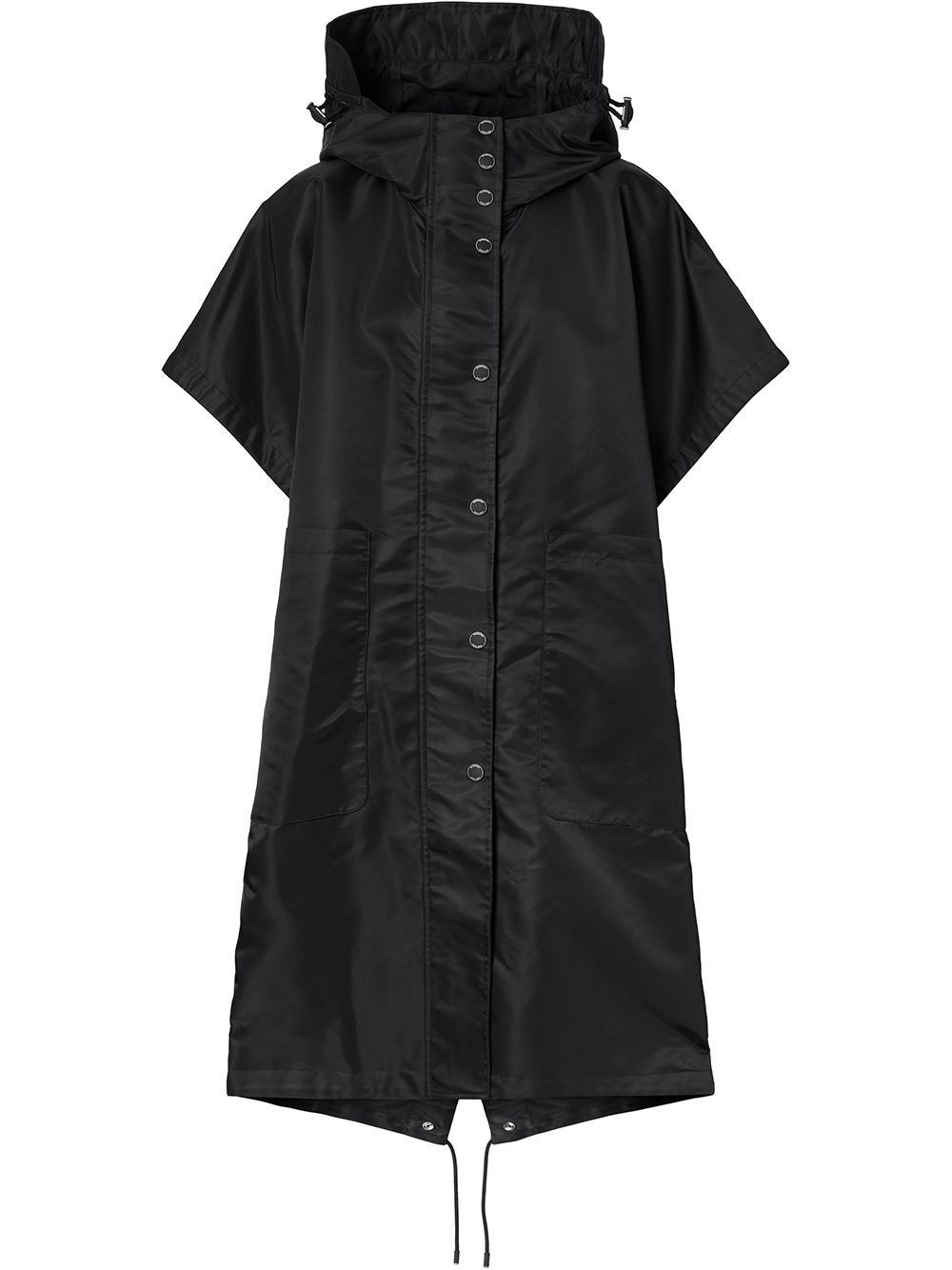 Picture of Burberry | Horseferry Print Short-Sleeve Cape