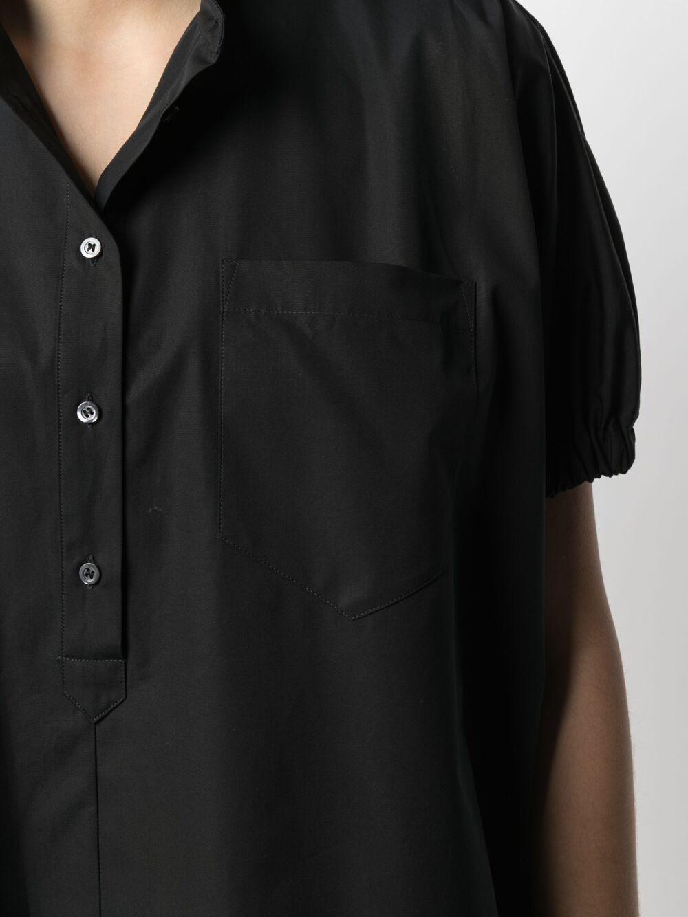 Picture of Aspesi | Mandarin-Collar Cotton Shirt