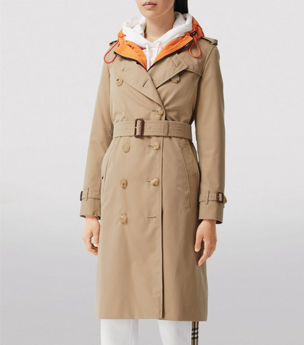 Picture of Burberry   Kensington Heritage Long Trench Coat