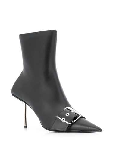 Picture of Balenciaga   Belt Zipped Ankle Boots