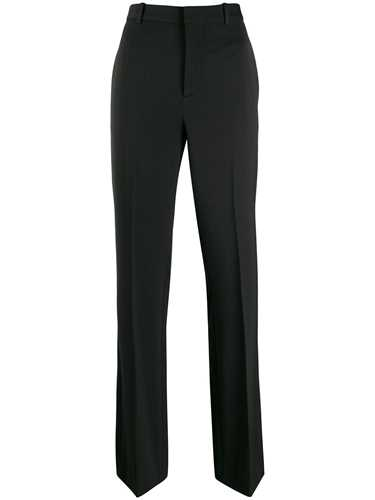 Picture of Balenciaga | High-Rise Slim-Leg Trousers