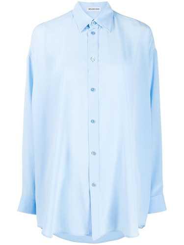 Picture of Balenciaga | Paris Logo Shirt