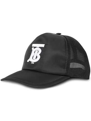 Picture of Burberry | Monogram Motif Baseball Cap