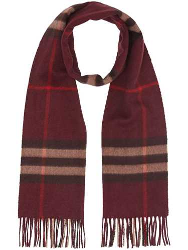 Picture of Burberry | The Classic Check Cashmere Scarf