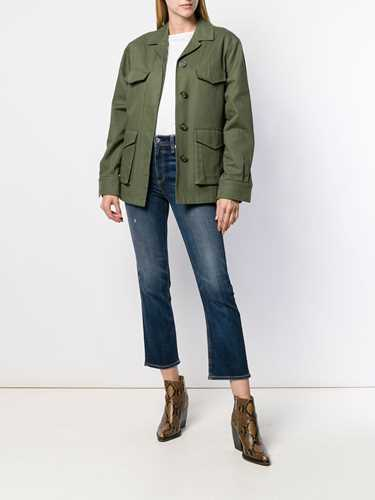Picture of Rag&Bone   Cropped Slim-Fit Jeans