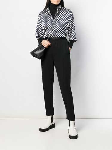 Picture of Mcq | High-Waist Fitted Trousers