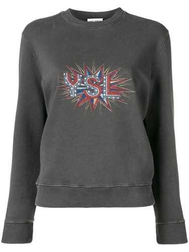 Picture of Saint Laurent | Ysl Disco Sweatshirt