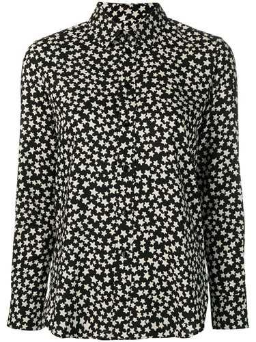 Picture of Saint Laurent | Leopard Shirt
