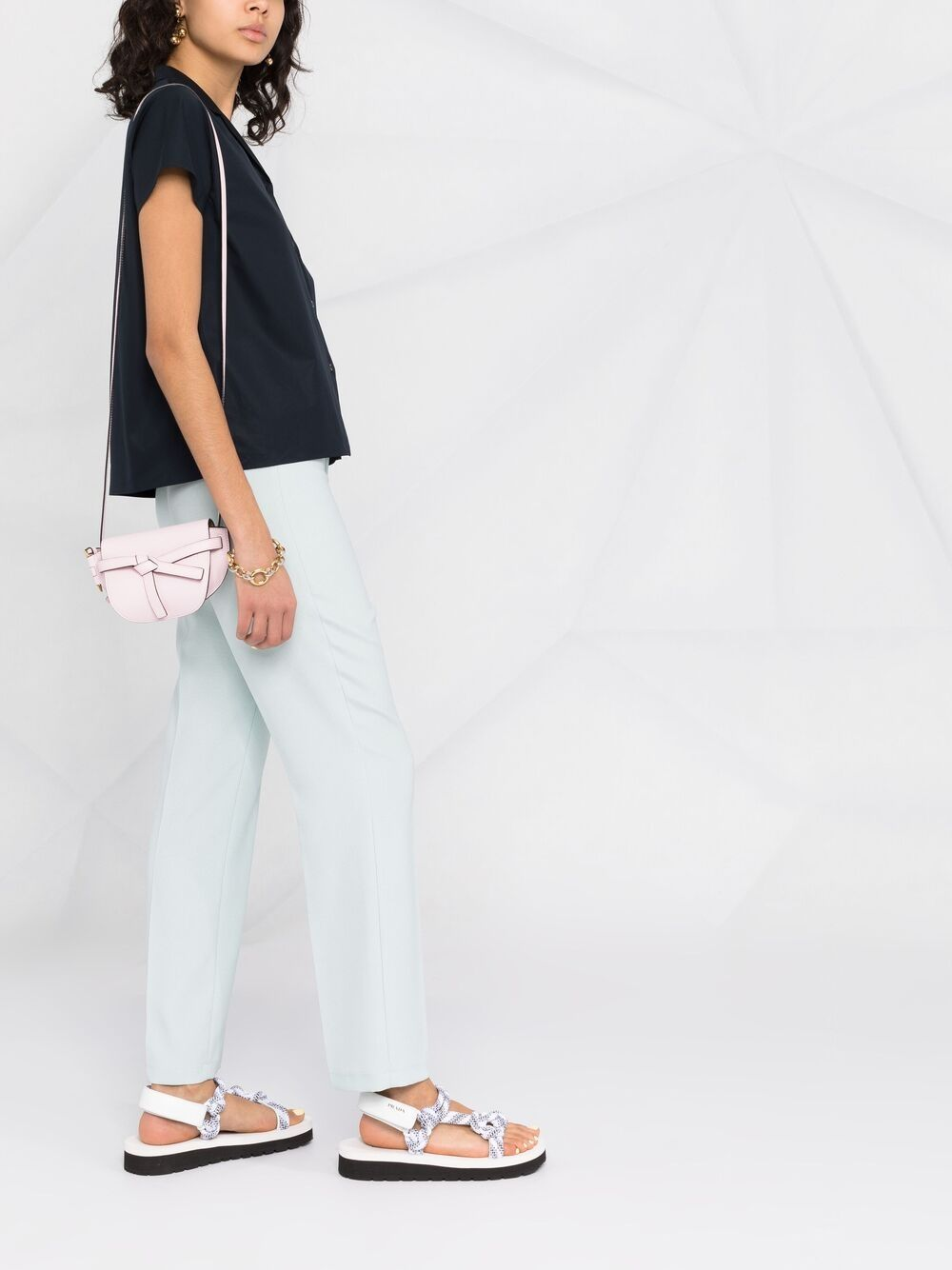 Picture of Aspesi | Short-Sleeve Cotton Shirt