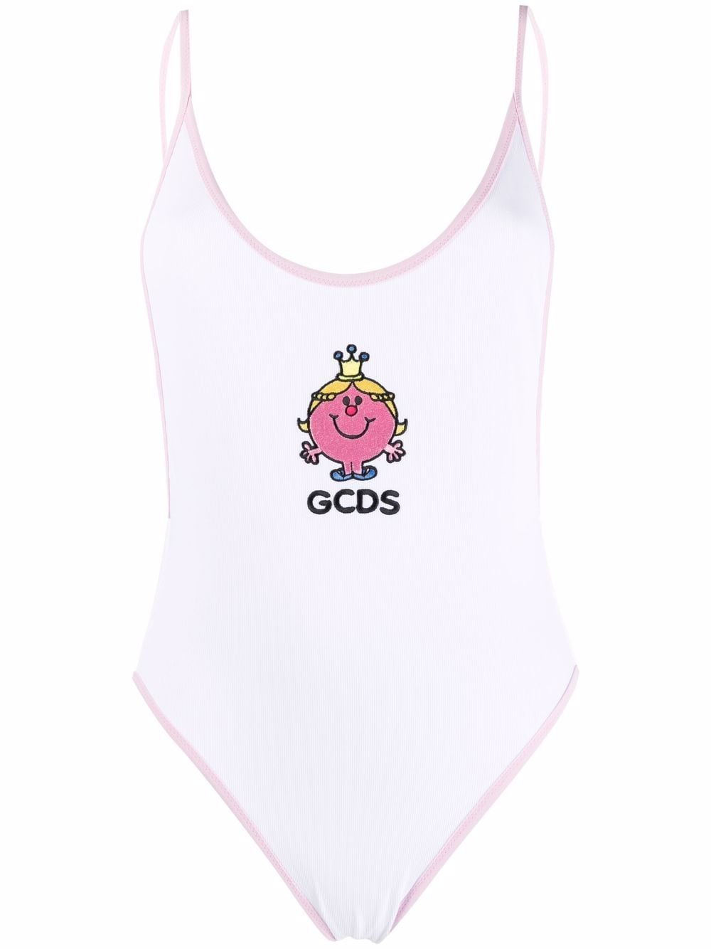 Picture of Gcds   Little Miss Princess Swimsuit