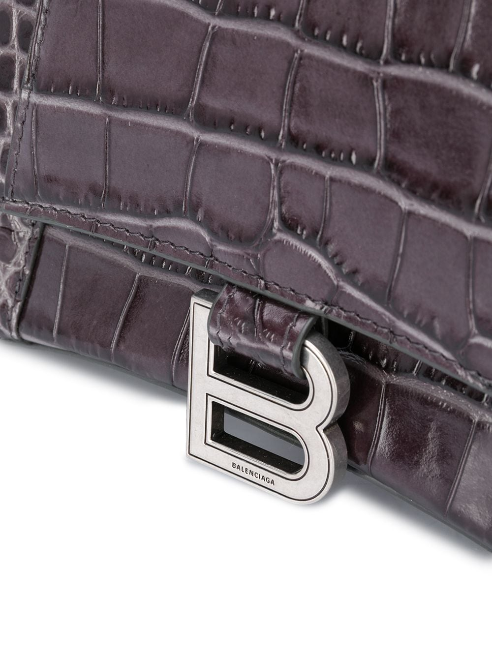Picture of Balenciaga | Small Hourglass Top-Handle Bag