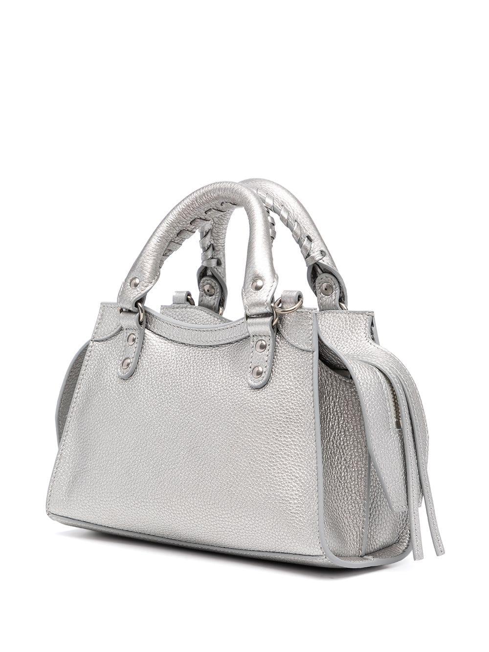 Picture of Balenciaga   Mini Neo Classic City Top-Handle Bag
