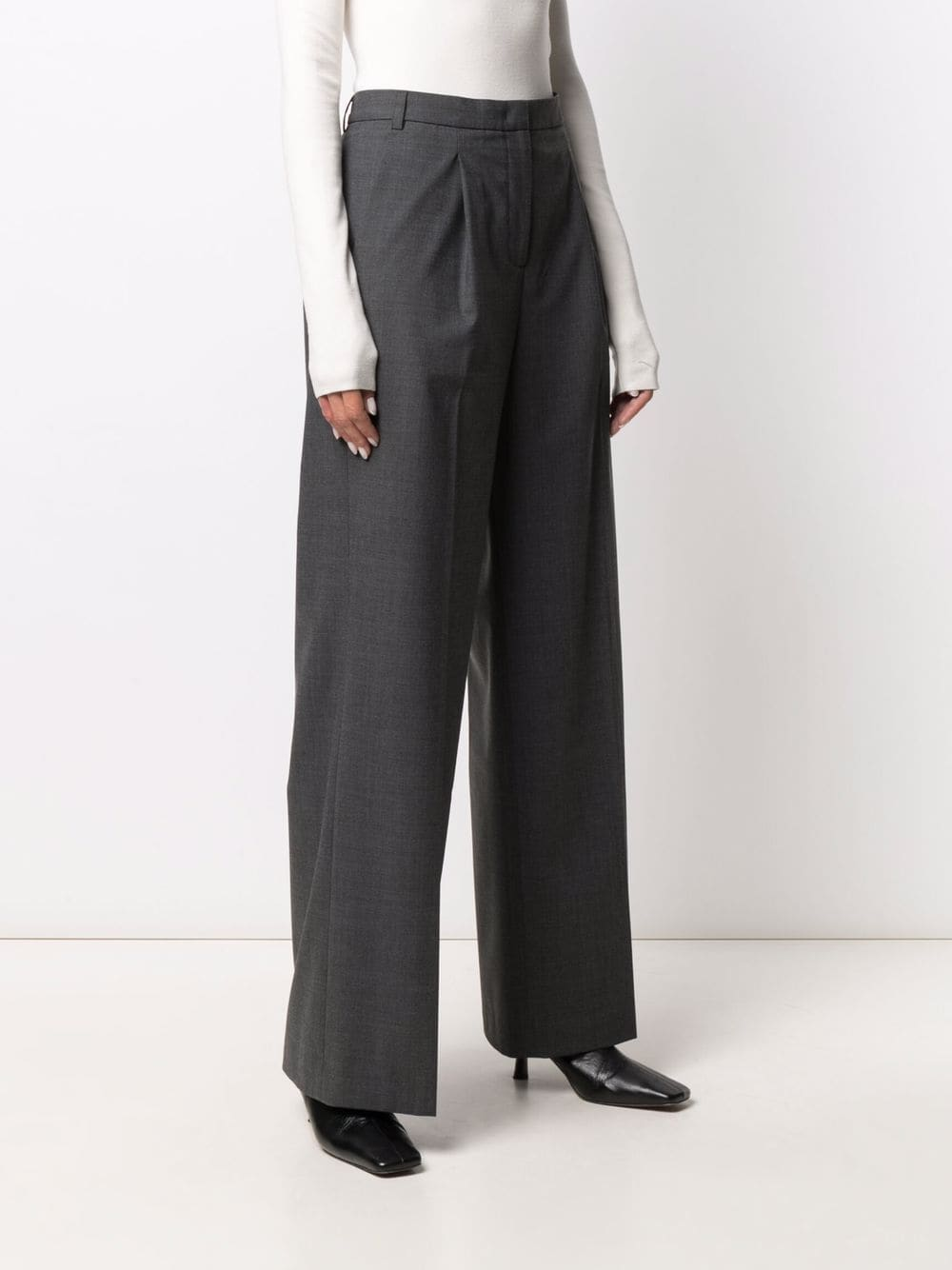 Picture of Aspesi   Wide Leg Trousers