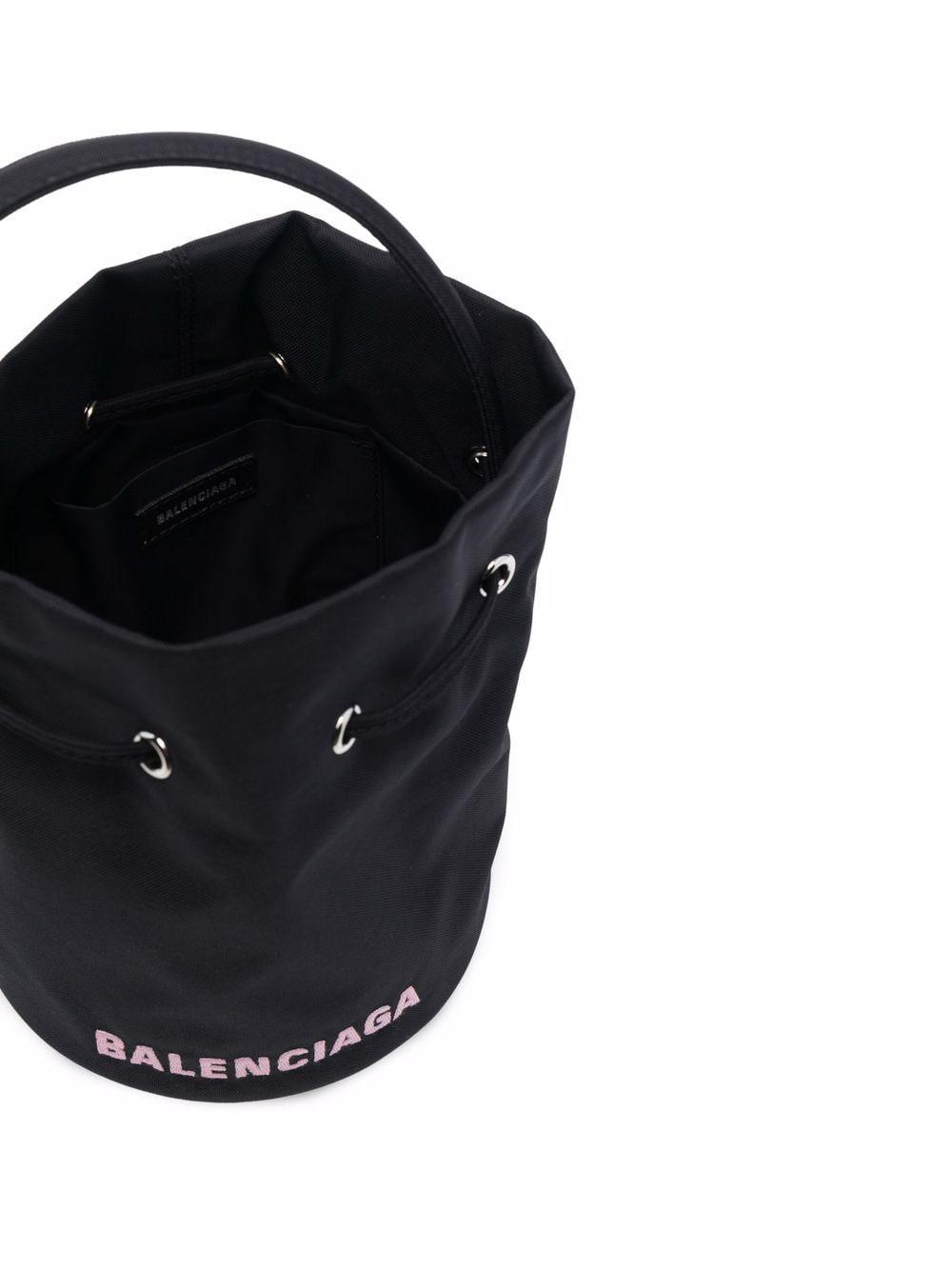Picture of Balenciaga   Xs Wheel Bucket Bag