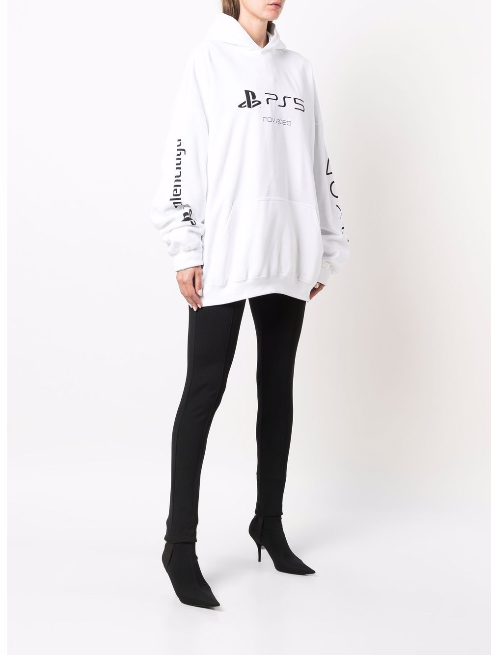 Picture of Balenciaga | Boxy Ps5 Sweatshirt