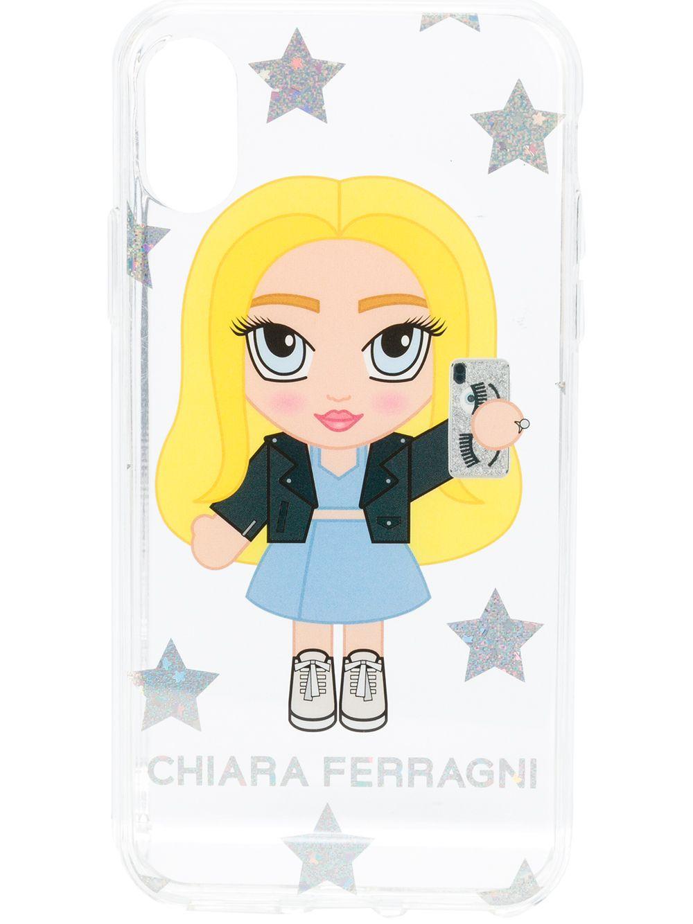 Picture of Chiara Ferragni   @Cfmascotte Iphone Xs Case