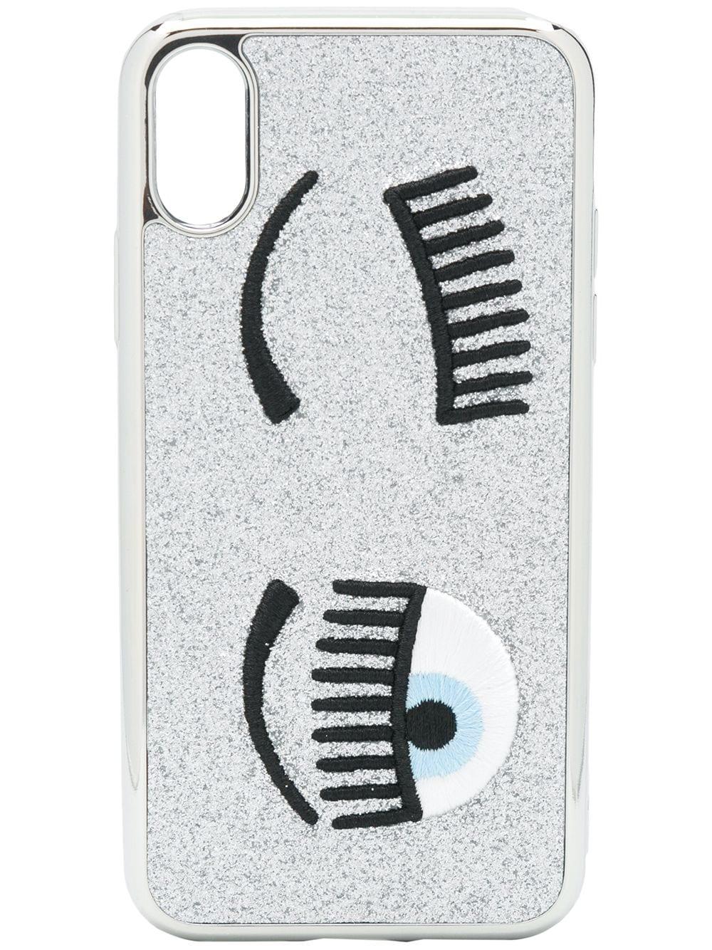 Picture of Chiara Ferragni   Flirting Glitter Iphone Xs Case