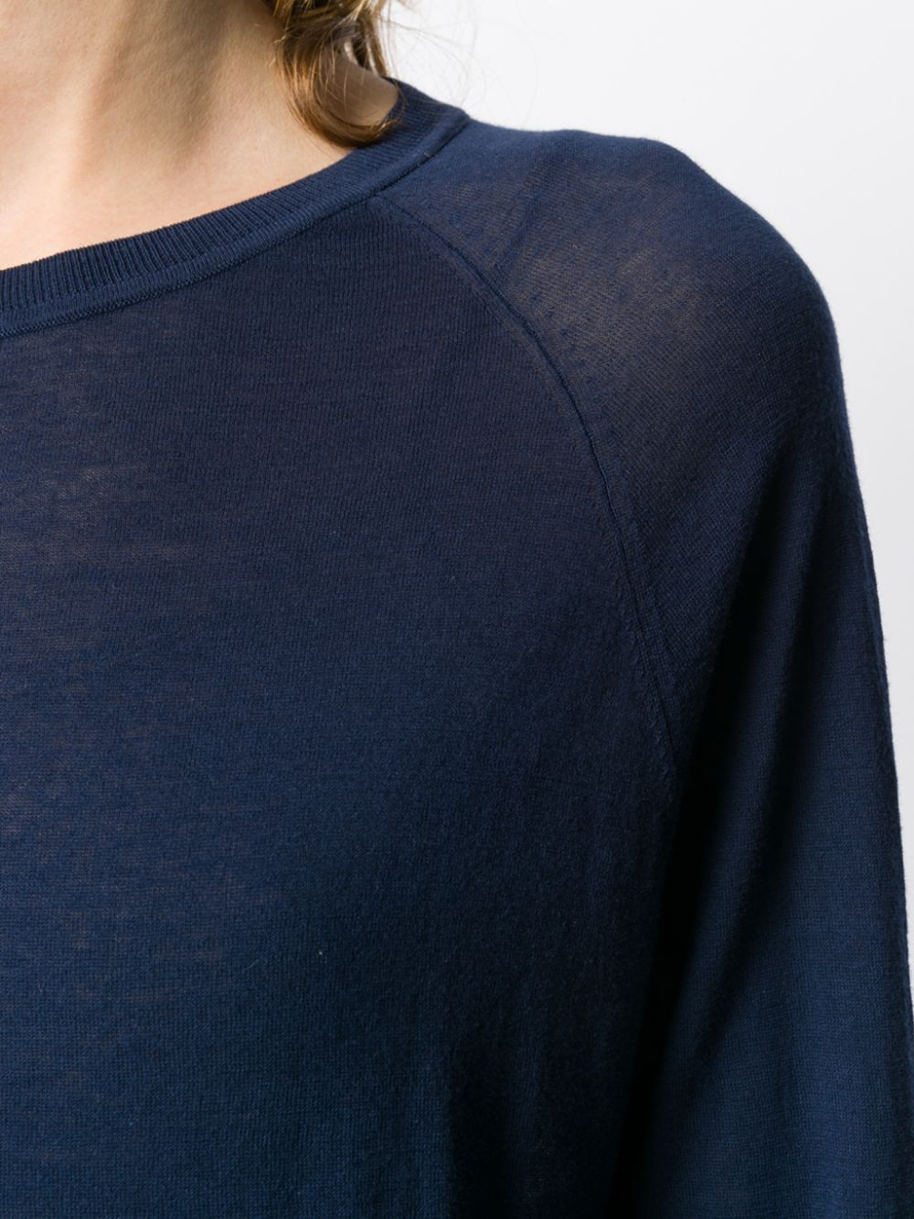 Picture of Aspesi | Long-Sleeve Flared Jumper
