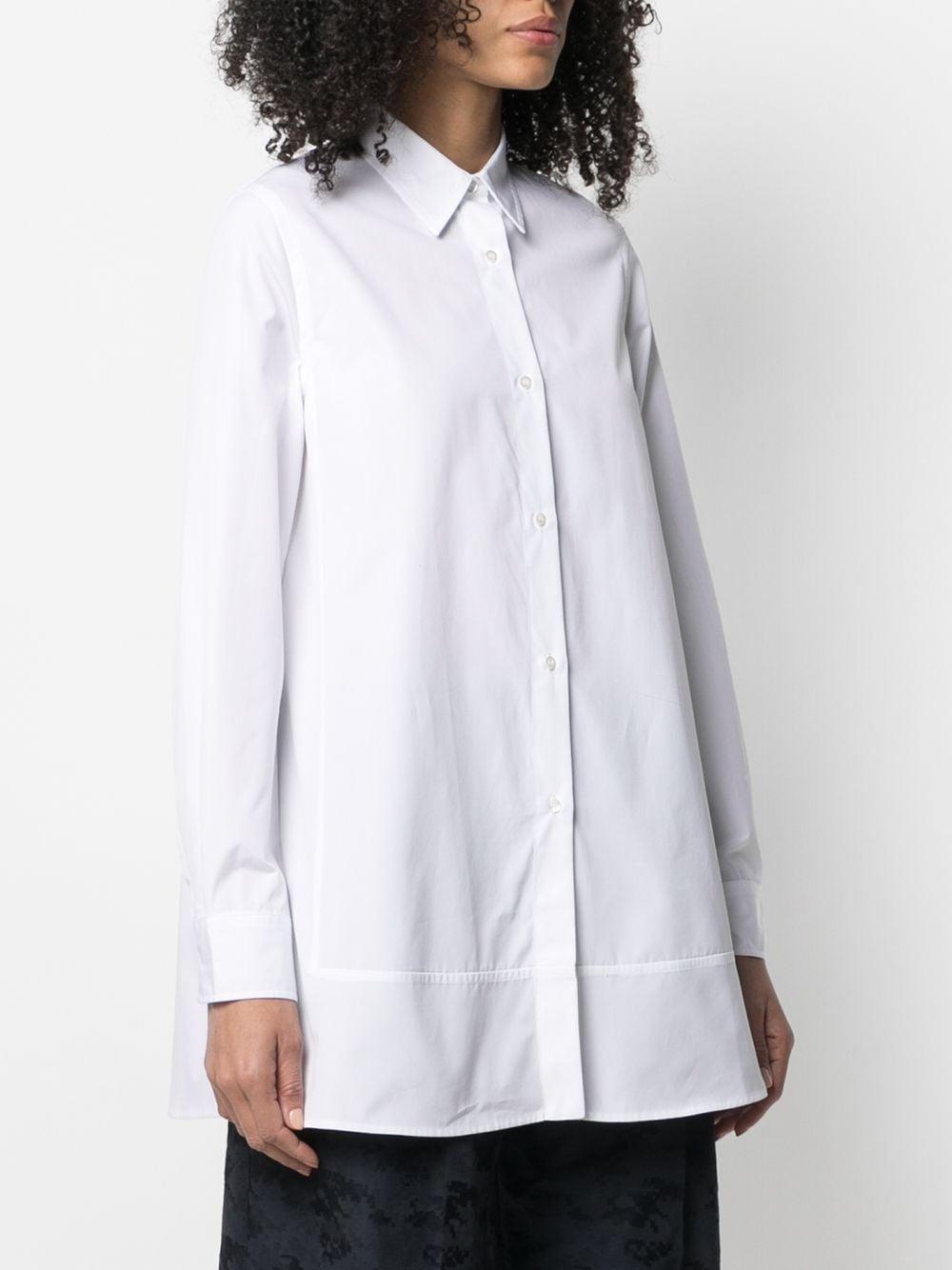 Picture of Aspesi | Longline Cotton Shirt