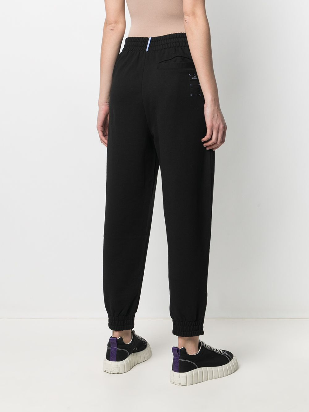 Picture of Mcq | Slip-On Track Trousers