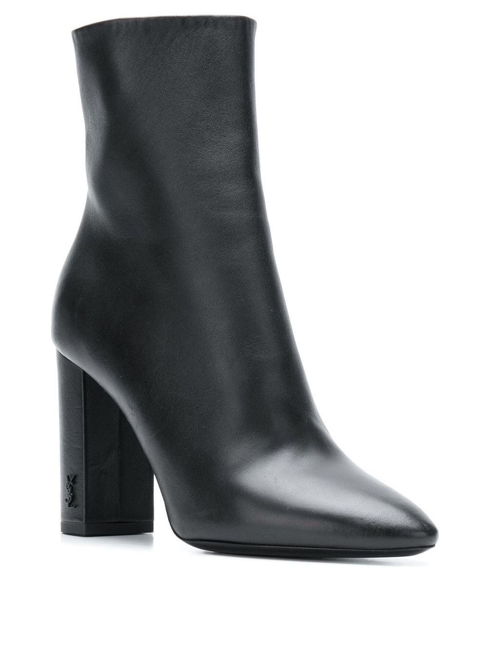 Picture of Saint Laurent | Lou 95 Ankle Boots