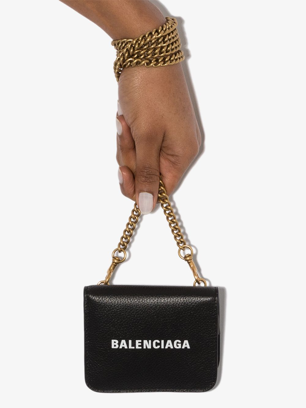 Picture of Balenciaga | Cash Flap Coin On Ch
