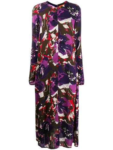 Picture of Colville | Graphic Print Dress