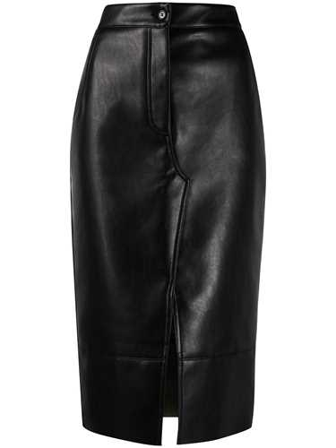 Picture of Brognano | Front Slit Skirt