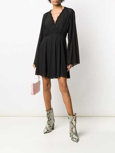Picture of Giamba   Long-Sleeve Shift Dress