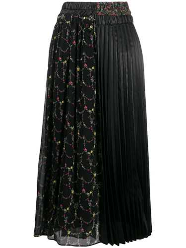 Picture of Junya Watanabe | Panel Pleated Skirt