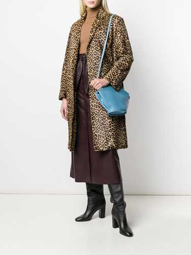 Picture of Salvatore Santoro | Leopard Print Coat
