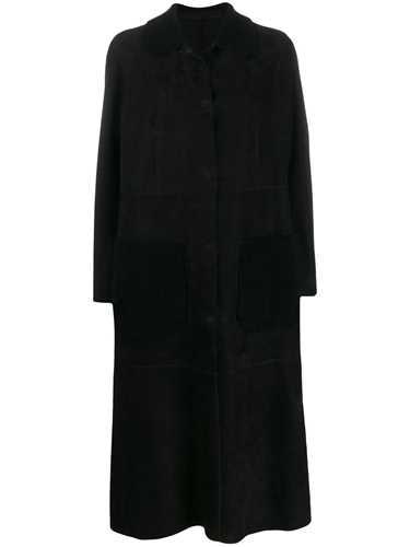 Picture of Salvatore Santoro | Long Buttoned Coat