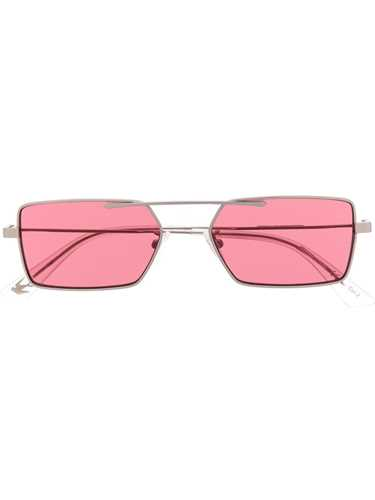 Picture of Mcq | Rectangular Frame Sunglasses
