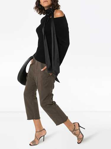 Picture of R T A | Millie Scarf Cashmere Jumper