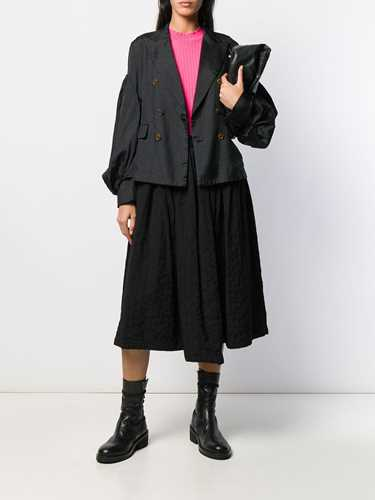 Picture of Comme Comme | Asymmetric Pleated Skirt