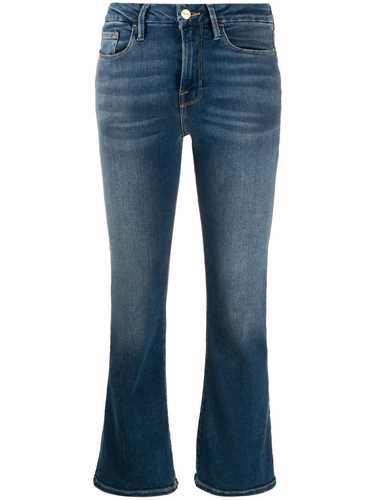 Picture of Frame Denim | Mid-Rise Flared Jeans